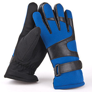 Gloves – Winter PU Leather Gloves For Men's | Zorket