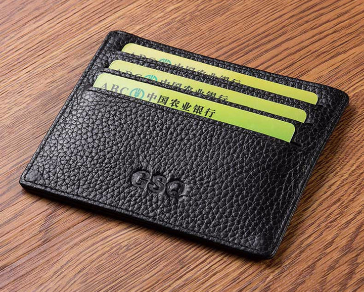 Wallet – Genuine Leather Card Holder For Men | Zorket
