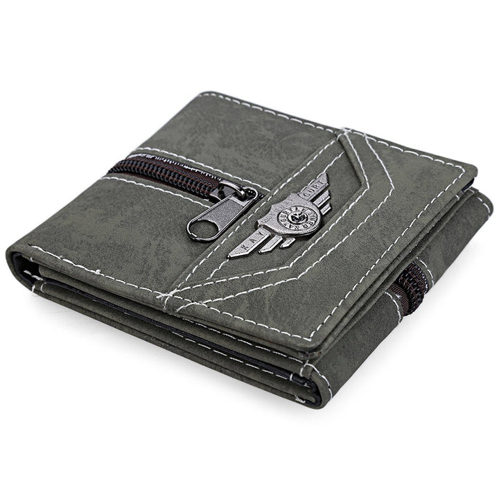 Hip - Hop Men's Multifunction Wallet - Zorket