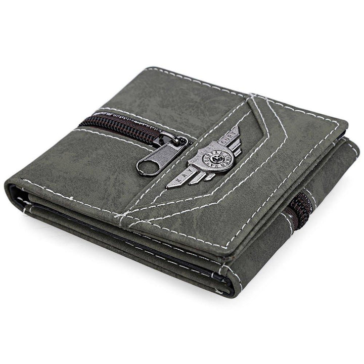 Hip - Hop Men's Multifunction Wallet