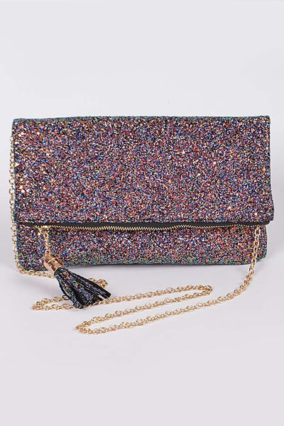 Sparkle Dust Clutch