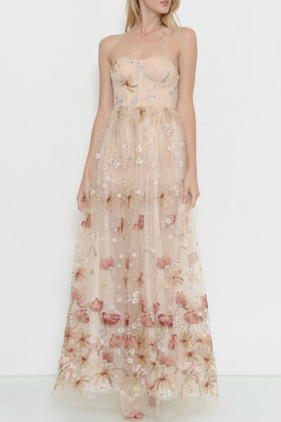 Floral Dream Maxi Dress