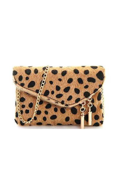 """Love My Spots"" Clutch"