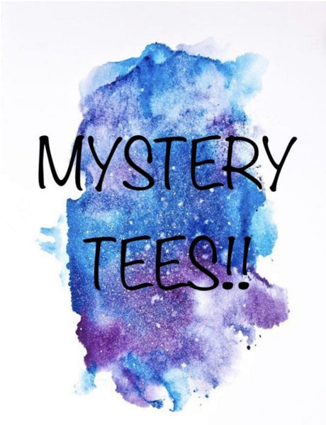 Long Sleeve Mystery Bling Tee