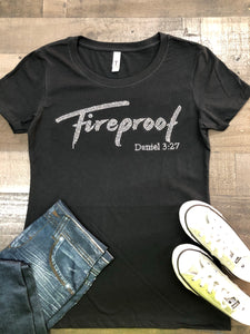 Fireproof Bling Tee
