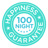 100 Night Happiness Guarantee