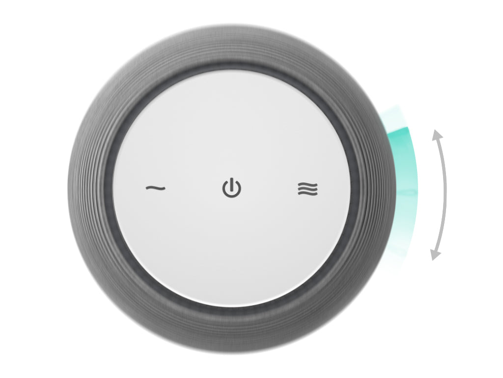 Adjustable Tone on SNOOZ White Noise Machine