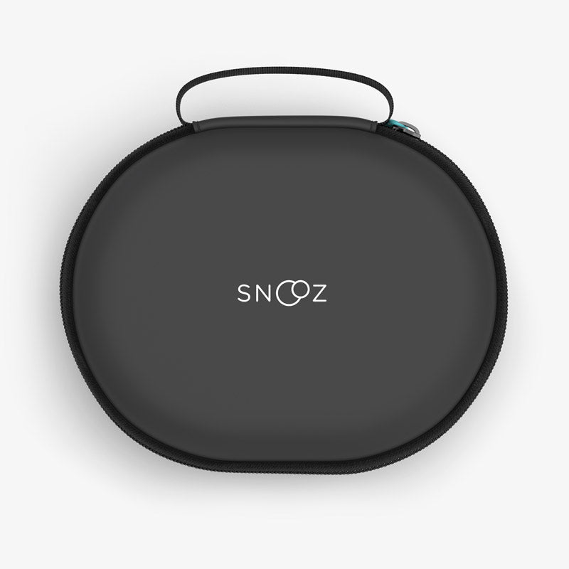 Travel Case for SNOOZ White Noise Sound Machine Closed Top