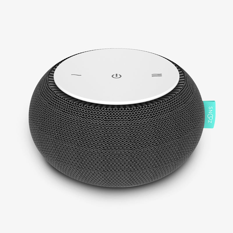 SNOOZ White Noise Machine - Charcoal