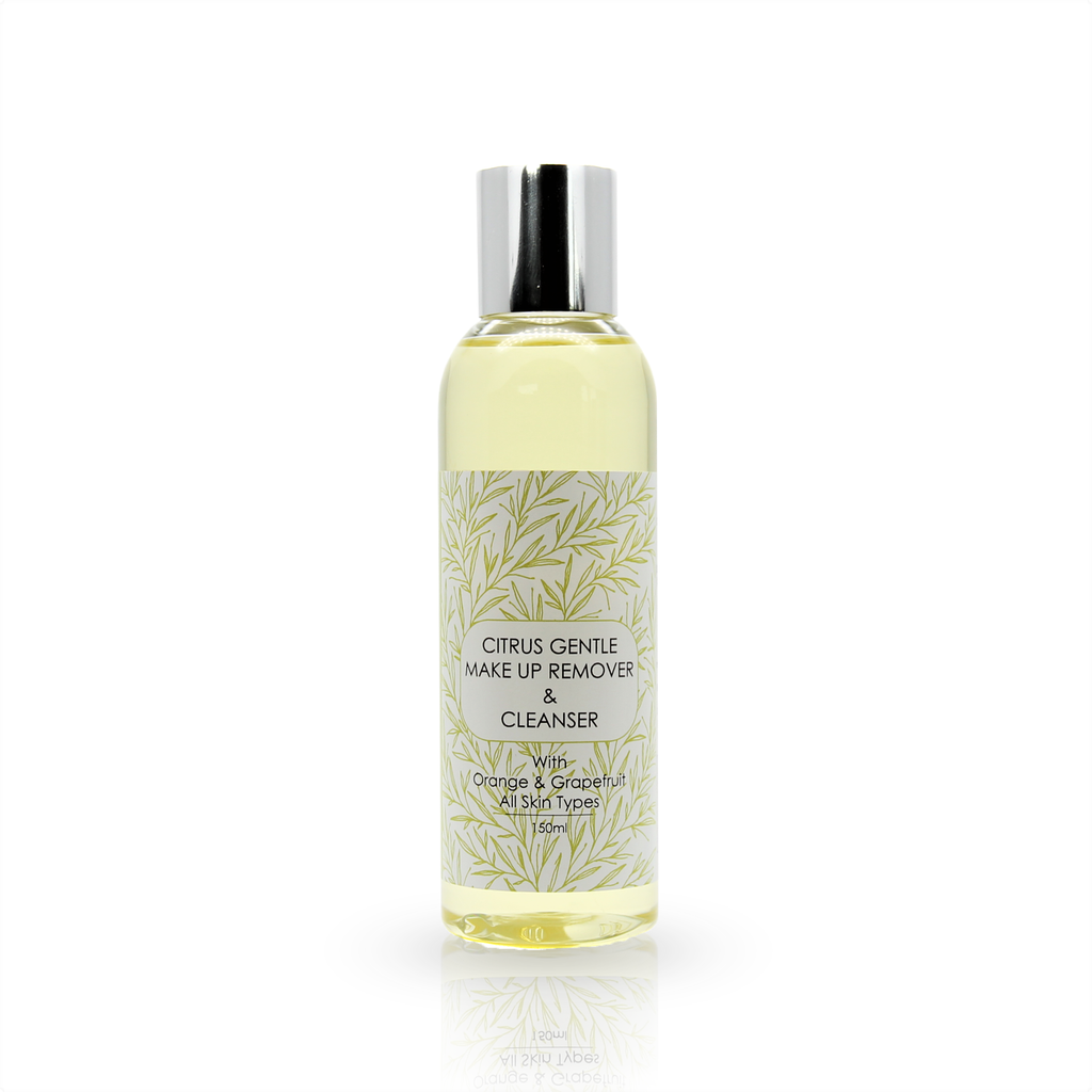 Natural Citrus Gentle Make up Remover & Cleanser 150ml