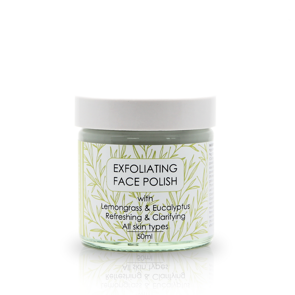 Exfoliating Face Polish with Pumice Powder 60ml