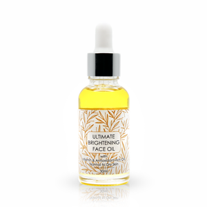 Ultimate Brightening Face Oil with Pomegranate 30ml