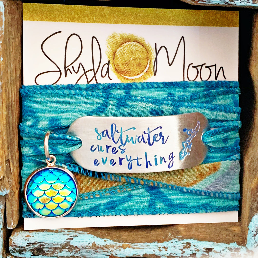 Saltwater Cures Everything- Okinawa <b>(Ready to Ship)</b>