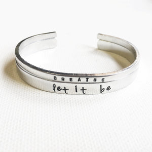 Design Your Own Cuff Bracelet (Super Skinny Cuff)