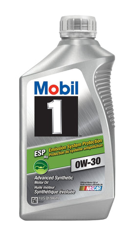 Mobil 1 Emission System Protection 0W-30