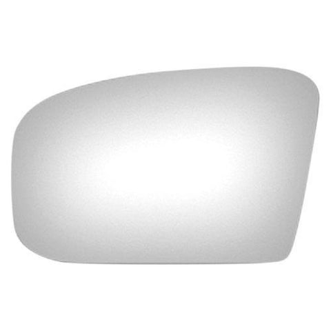 01-06 MERCEDES S600 FITS LEFT SIDE VIEW MIRROR NEW FLAT #1003