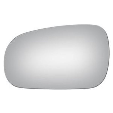 Acura Vigor 1992-1994 LH Flat Driver Side Replacement Mirror Glass  (SKU: Abi1118e)