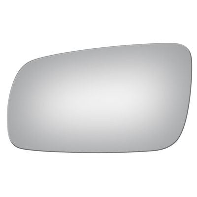 Audi A6 / S6 Sedan / Wagon 1998-1999 LH Blue Flat Driver Side Replacement Mirror Glass (SKU: Abi1181h)