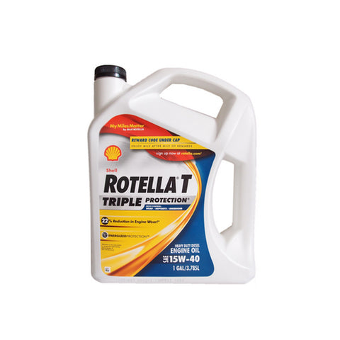 Shell Rotella T Triple Protection 15W-40