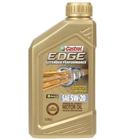 Castrol Edge (Syntec) Extended Performance 5W-20