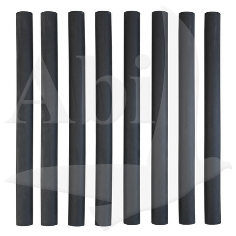 8 Piece Foam Sleeve Set for 9 Lite or 5 Lite Windshield Racks