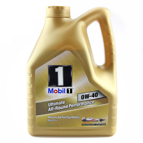 Mobil 1 Ultimate All-Round Performance 0W-40