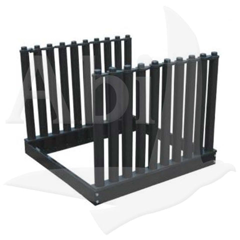 9-lite Windshield Rack for Auto Glass