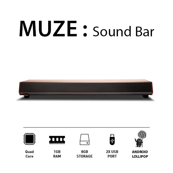 MUZE: Sound Bar
