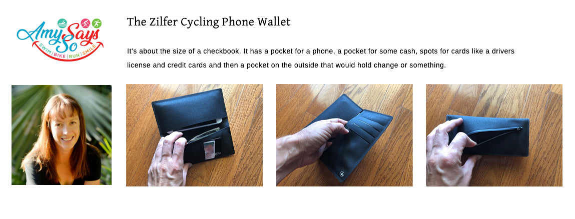 Amy Says So Cycling Wallet Review