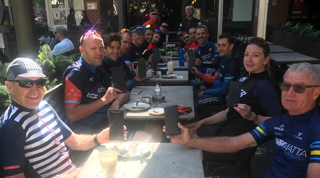 Group Ride Sydney