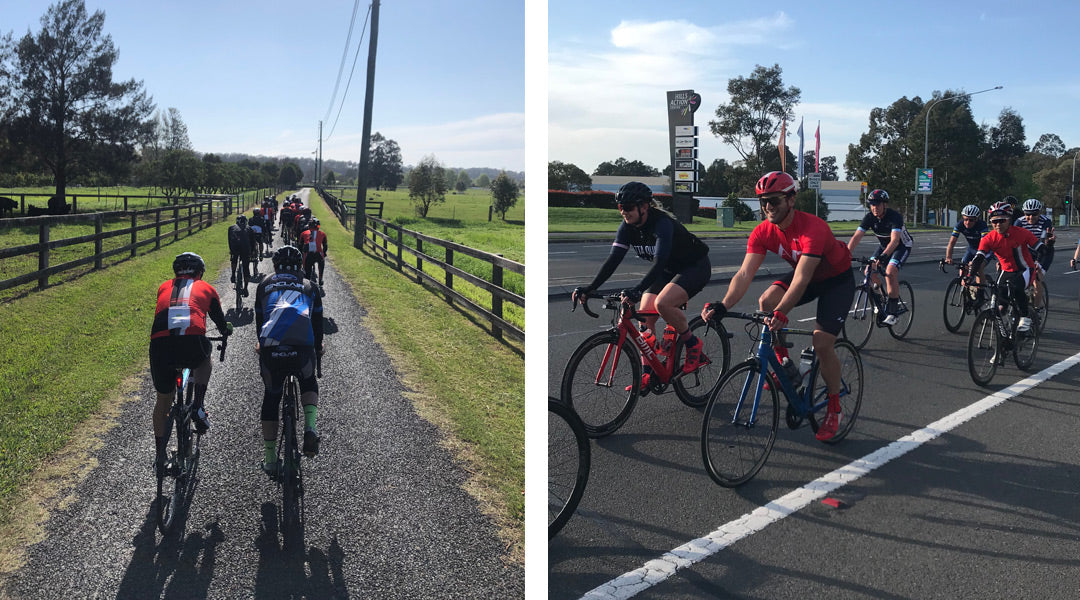 Zilfer Bunch Ride Australia