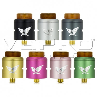Rebuildable Deck Atomizers (RDA)