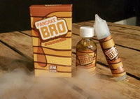 Pancake Bro Current Vapor Co. 60ml w/FREE BAG OF COTTON CANDY COTTON! - www.currentvapor.net