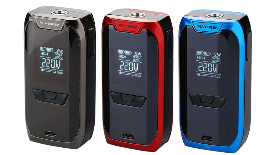 Vaporesso Revenger Mod Only! - www.currentvapor.net