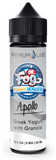 Apollo Dr. Fog's Yummy Yogurts Current Vapor Co. 60ml - www.currentvapor.net