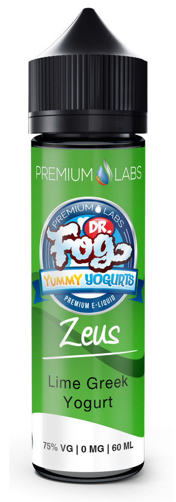 Zeus Dr. Fog's Yummy Yogurts Current Vapor Co. 60ml - www.currentvapor.net
