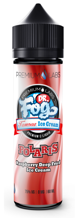 Polaris Dr. Fog's Famous Ice Creams Current Vapor Co. 60ml - www.currentvapor.net