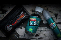 Baja Bro Current Vapor Co. 60ml w/FREE BAG OF COTTON CANDY COTTON! - www.currentvapor.net