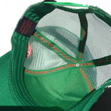 # Mexico Trucker SnapBack (Green)