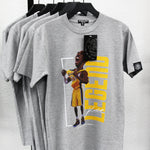 # LEGEND GRAY T-SHIRT