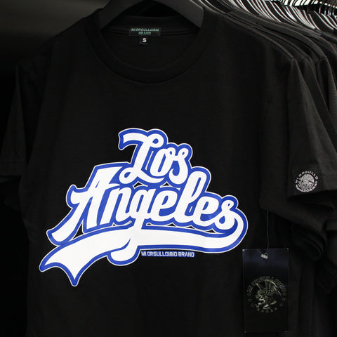 # LOS ANGELES BLACK T-SHIRT