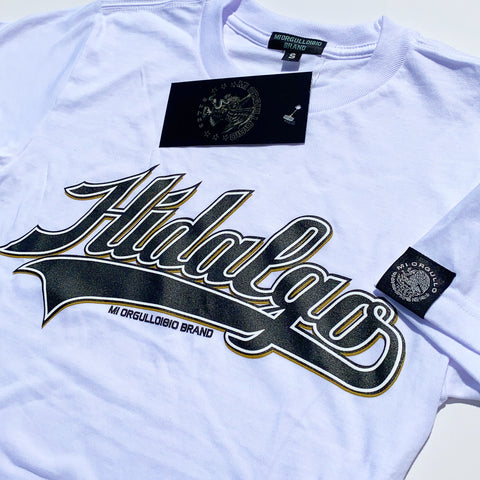 # HIDALGO ORIGINAL T-SHIRT (WHITE)