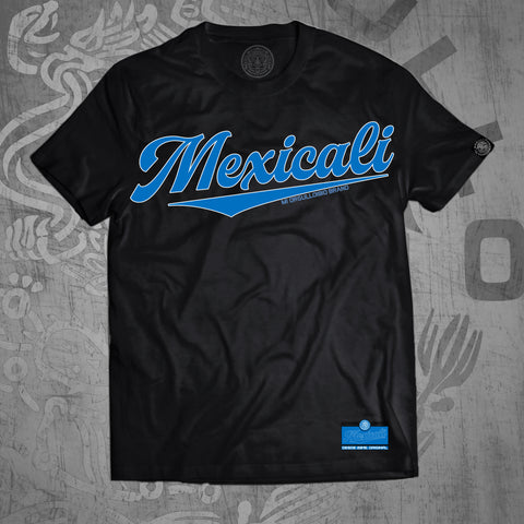 # A Mexicali T-shirt (Black)