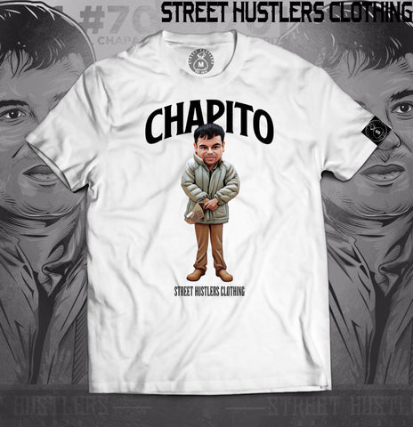 # Chapito T-shirt (White)