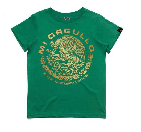 # Mi Orgullo Orginal Yuth Size (Green)