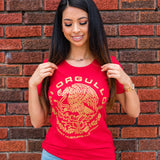 # Mi Orgullo Women Tee (Red)