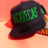 # Zacatecas Original SnapBack ( Black)