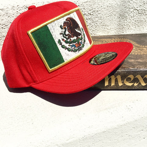 # Tricolor Original / SnapBack (Red)