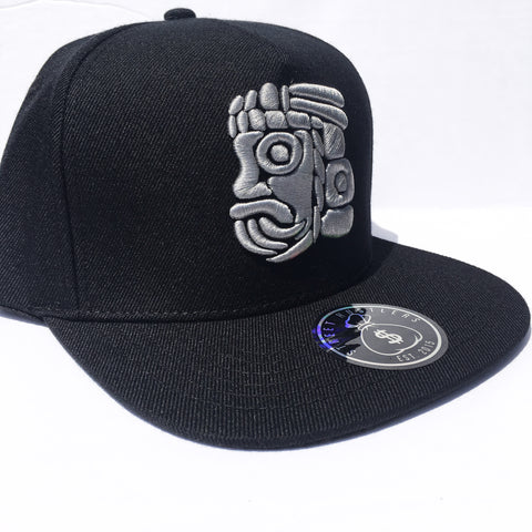 # Tlaloc SnapaBack (Black/Grey)