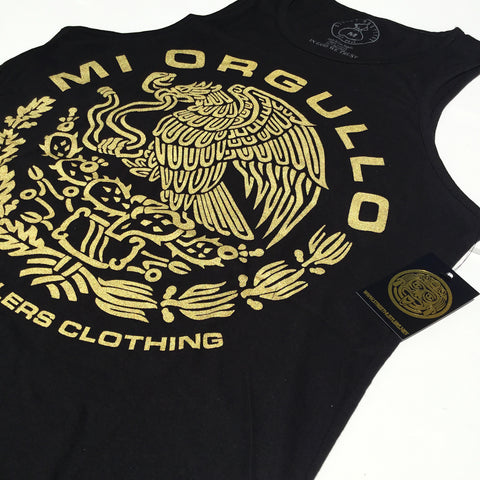 # Mi Orgullo Tank Top (Black)